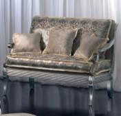 Sendinti klasikiniai baldai Seven Sedie art 9150D Suoliukas