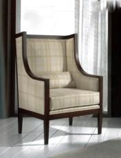 Sendinti klasikiniai baldai Seven Sedie art 9158P Krėslas