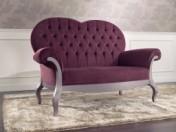 Sendinti klasikiniai baldai Seven Sedie art 9180D Suoliukas