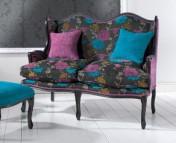Sendinti klasikiniai baldai Seven Sedie art 9196D Suoliukas